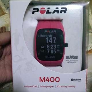 Bnib Polar M400 With Heart Rate Sensor