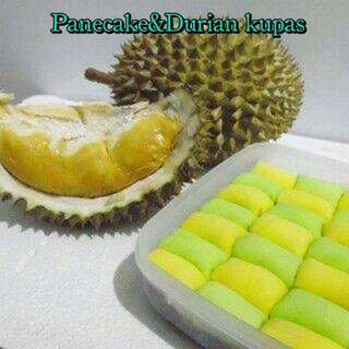 Panecake Durian Medan