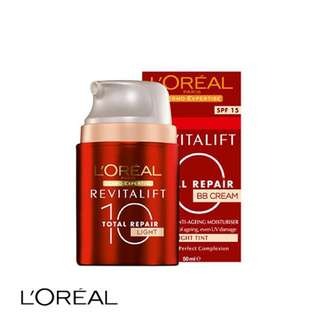 [INSTOCK] L'Oreal 50ml Revitalift Total Repair 10
