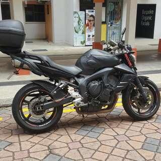 Yamaha FZ6-N S2 - 2019 COE