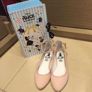 gracegift愛麗絲聯名平底鞋