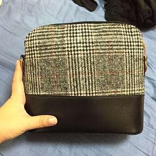 千島紋毛呢包包