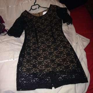 Lace Dress Size 10