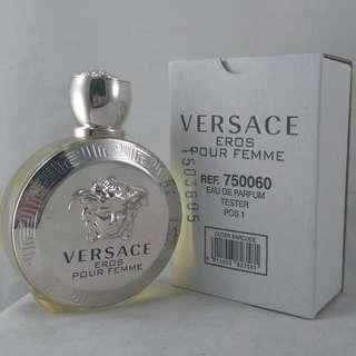Versace Eros Pour Femme / For Women,  100ml EDP Tester