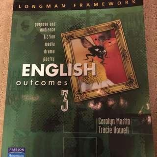 English Outcomes 3