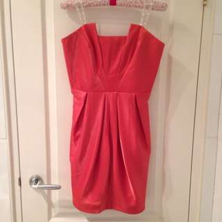 Size 10 Satin Dress