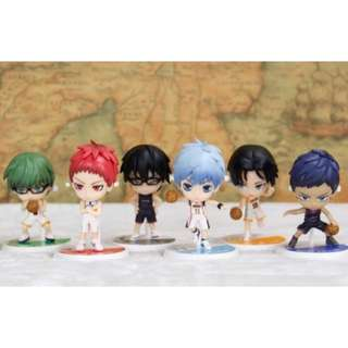 *BN* Kuroko No Basket Figurine (Without Boxes)