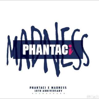 Phantaci x Madness 10years