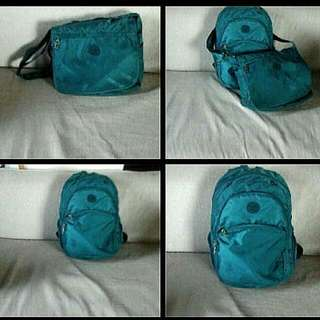 cose Sea Green Backpack