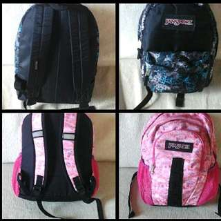 Jansport Backpacks(small)