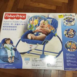 Fisher Price Infant-to-toddler rockee