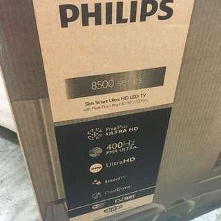 """Brand New 50"""" Philips Smart Tv 4K UHD"""