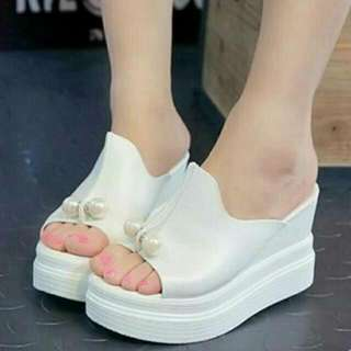 Wedges Unyu Putih