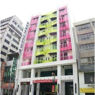 台中新飯店  星動銀河旅店