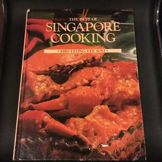 Singapore Cooking Book
