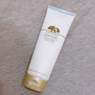 《ORIGINS 品木宣言》薑味暖暖香氛潤膚霜250ml