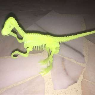 Glow In The Dark Dinosaur Figure