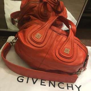 Givenchy Nightingale Shoulder Sachel Bag