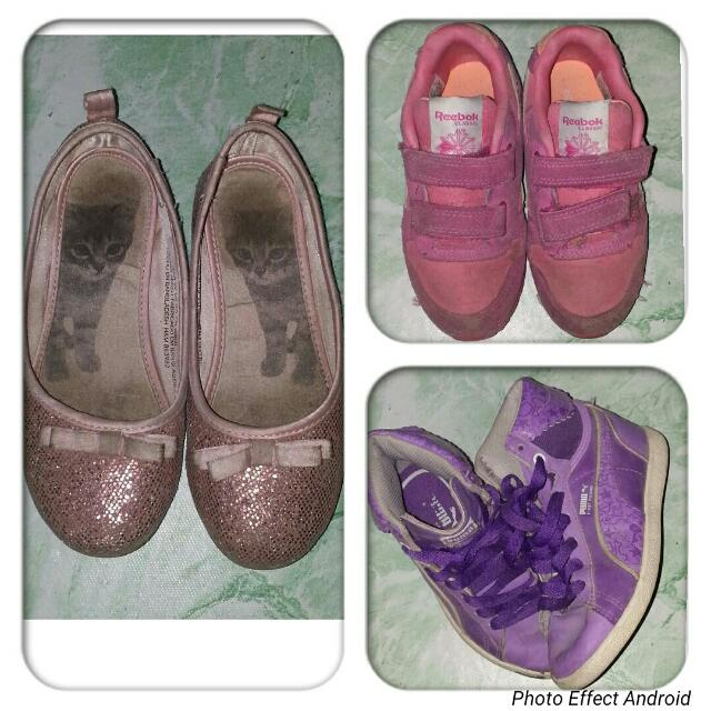 6yrs.old Girl Shoes and Wedges Christening Dresses