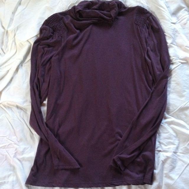 🚩 Turtle Neck Shirt