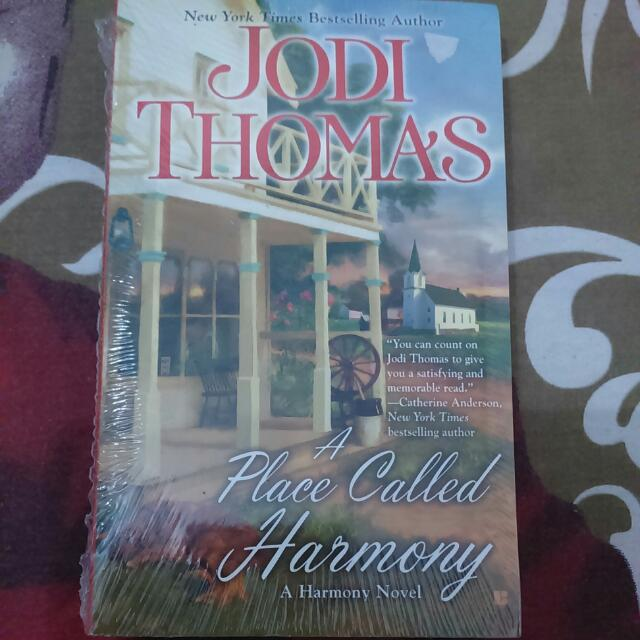 A Place Called Harmony By Jodi Thomas [Imported Book | Paperback]
