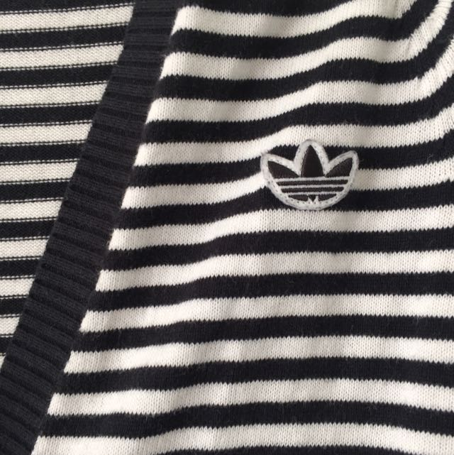 Adidas Originals Knit Cardigan