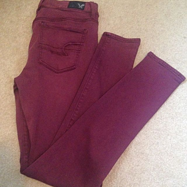American Eagle High-Waisted Jeggings