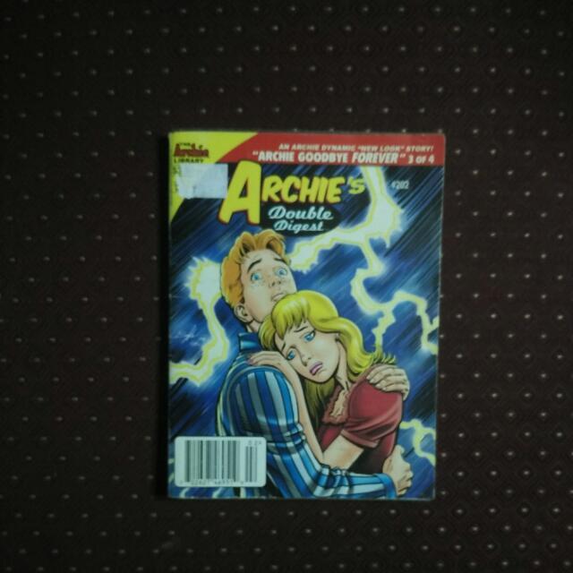 Archie's Double Digest #202
