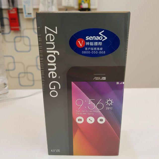 全新空機ASUS ZenFone Go ZB450KL可搭門號 舊機折抵