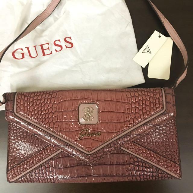 Authentic Guess Shoulder Bag