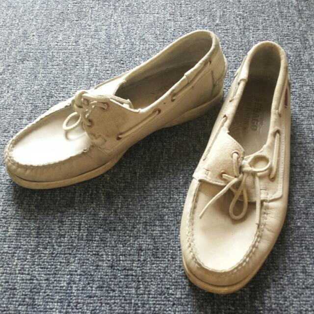 Authentic Sebago Topsider