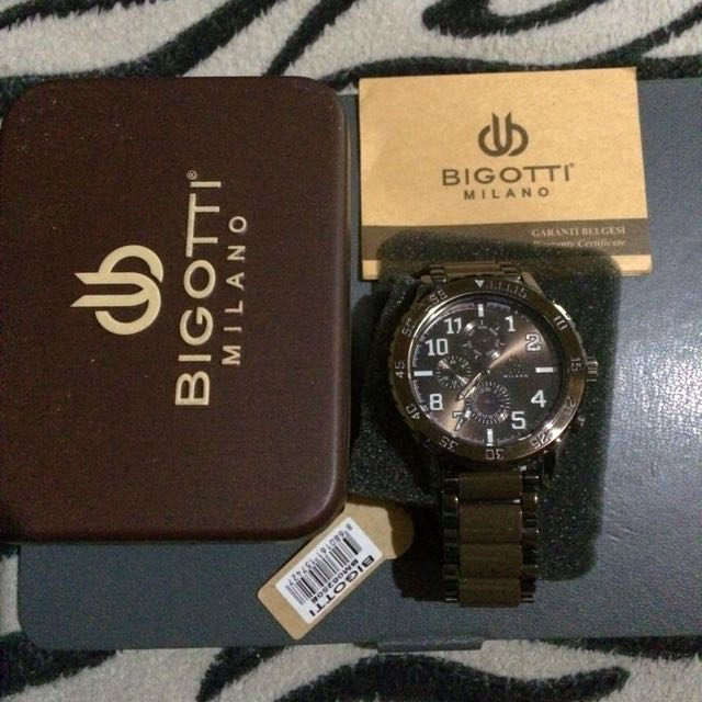 Bigotti Milano Watch