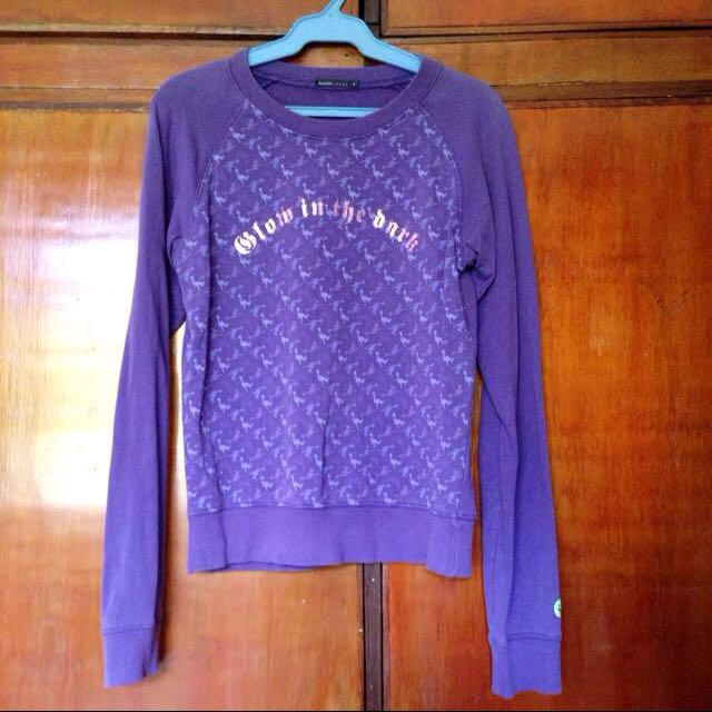 Bossini Purple Pullover