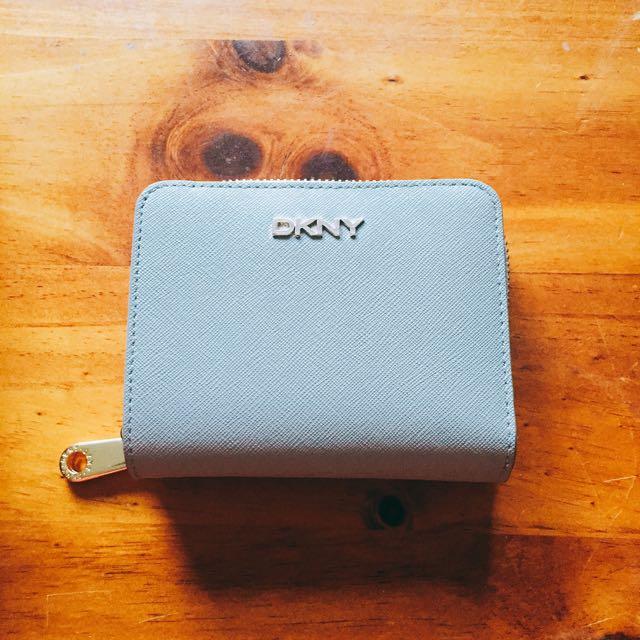 *Brand New* DKNY gray wallet