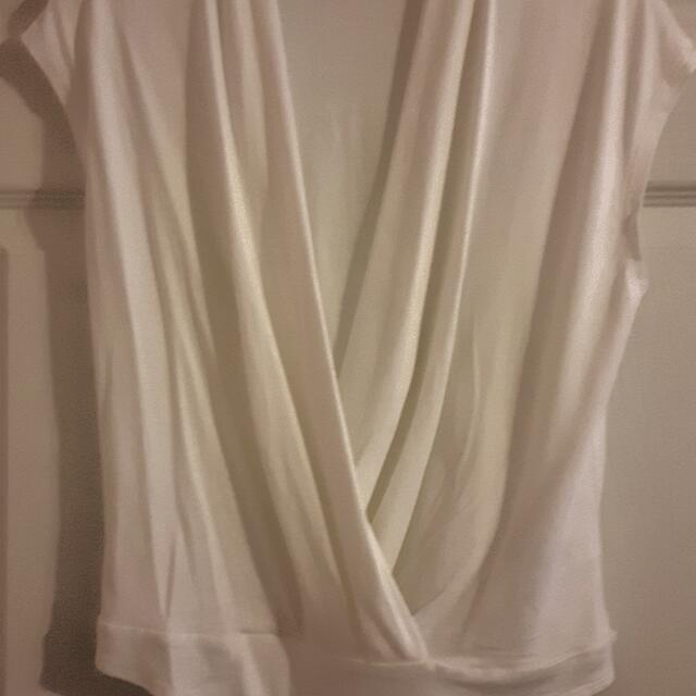 Brand New White Dynamite Body Suit