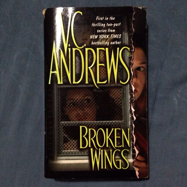 Broken Wings by VC Andrews