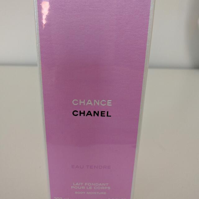 Chanel Chance Eau Tendre Body Lotion