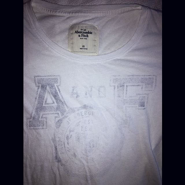 Cheap Abercrombie And Fitch Tshirt