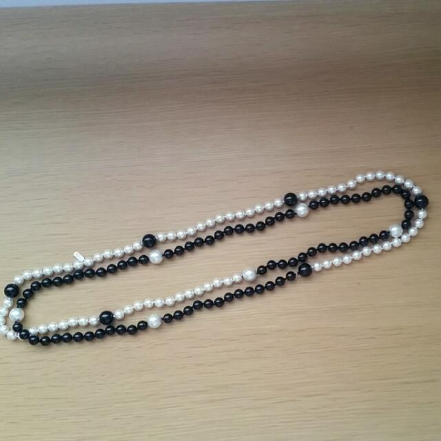 Chomel Beaded Necklace