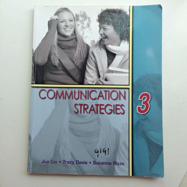 Communication Strategy 3