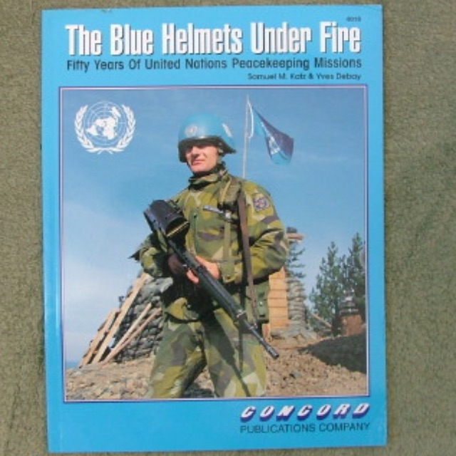 Concord - The Blue Helmets Under Fire