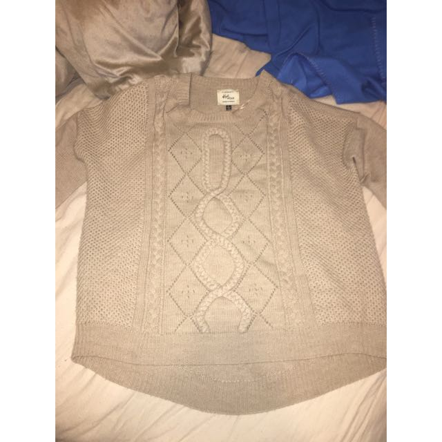 Cotton On Cable Knit Jumper