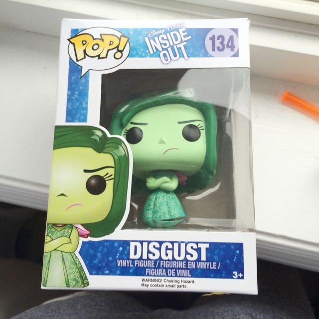 Disgust Pop Vinyl Figure