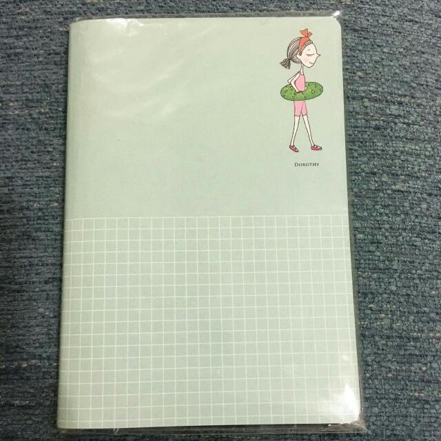 Dorothy 萬用月記事本