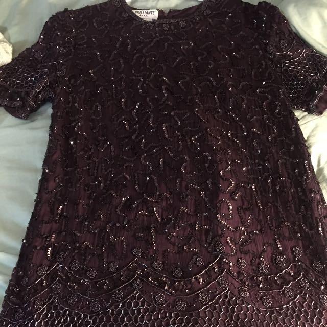 Dress Brilliante By J.A