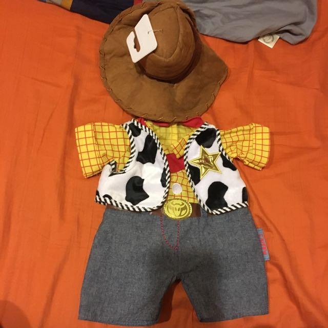 Duffy S號 胡迪衣服