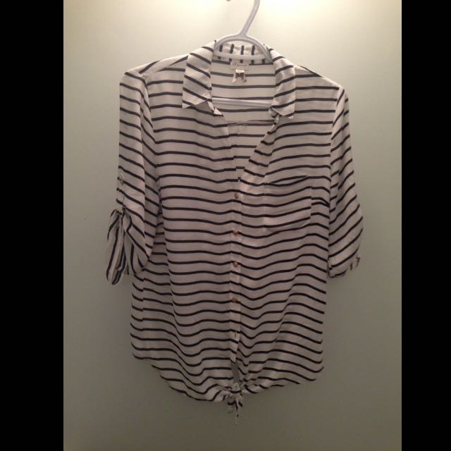 Dynamite Shirt Nautical Size M