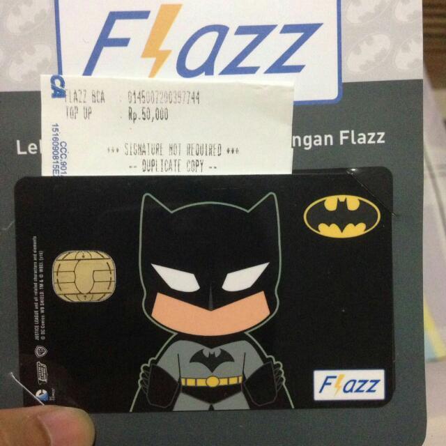 flazz batman edisi heroes