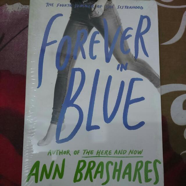 Forever In Blue By Ann Brashares [Imported Book | Paperback]