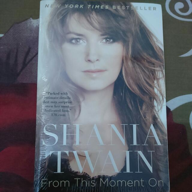 From This Moment On By Shania Twain [Imported Book | Paperback]